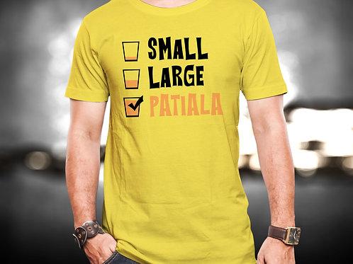 Patiala Peg Unisex Tshirt