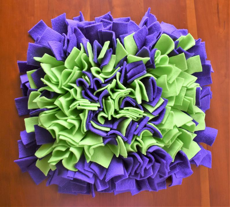 snuffle mat, dog treats, dog games, dog toy, 3dogenterprises, dog food