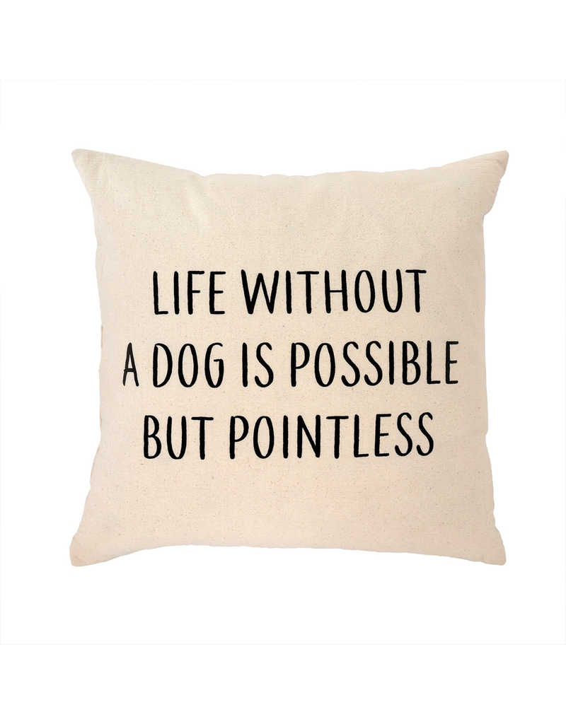 home decor, pillows, dog-themed decor