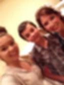 Emily, Baley, Christine