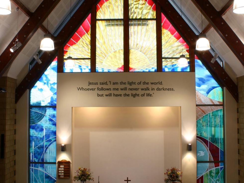 SUNFIELDS METHODIST CHURCH