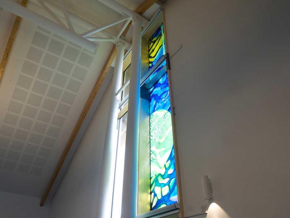 DUMFRIES BAPTIST CHURCH CENTRE