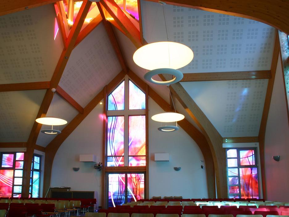 WEST LEIGH BAPTIST CHURCH