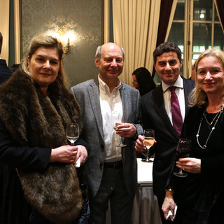 FPA and CNH Industrial Cocktail Party