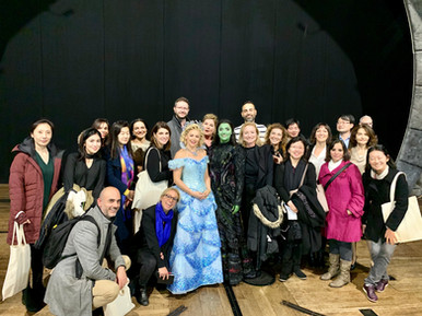 An FPA-Exclusive evening at Wicked-The Musical