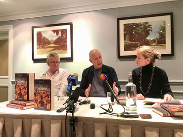 Book presentation with Pete Townshend of The Who