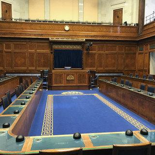 The House of Representatives, now not being used