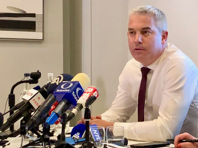 FPA briefing with Brexit Secretary Stephen Barclay