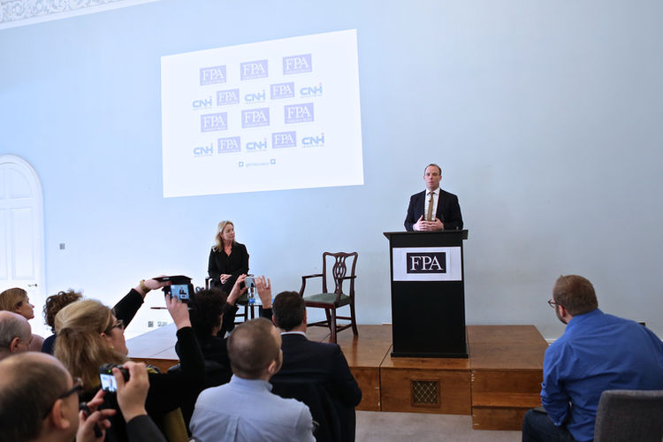 Foreign Secretary at the FPA