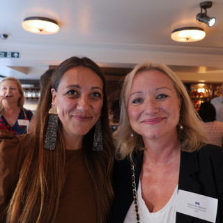 Anna of Il Macellaio with Deborah Bonetti FPA