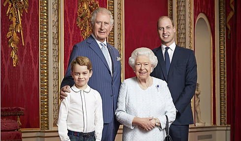 Image of the Royal Family