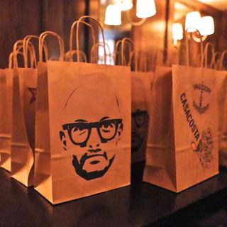 Goodie bags by Il Macellaio Soho