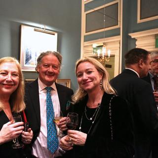 Katie Cross, Deborah Bonetti and Marcus