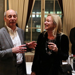 Richard Gadeselli and Deborah Boneti