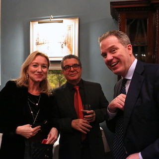 Deborah Bonetti, Nestor Marin, Greg Burke