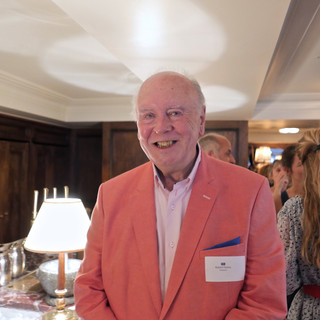 Robert Bailey, one of the FPA's longest standing members