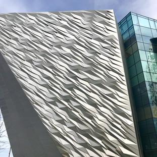 Magnificent Titanic Belfast