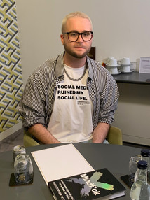 FPA-Exclusive with Christopher Wylie, the Cambridge Analytica whistleblower