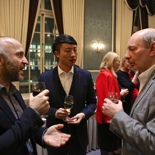 Richard Gadeselli and China business network correspondents