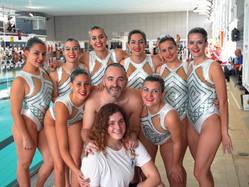 Brussels Open Masters Synchro