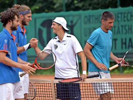 Leipzig dominiert die Tennis-Ostliga