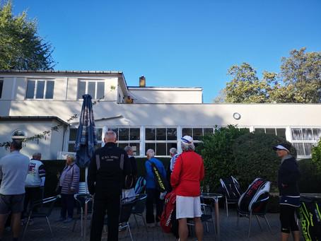 Herbstfest mit Tennis und Trompete