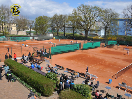 """Tennis-""""Oldies"""" gewinnen Sachsenderby"""
