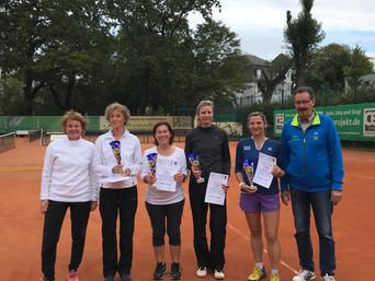 Bericht zur sächsischen Doppel- und Mixed-Landesmeisterschaft