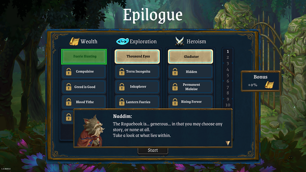 Roguebook Review (PC)