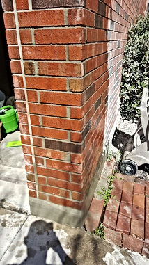 Brick Repair After