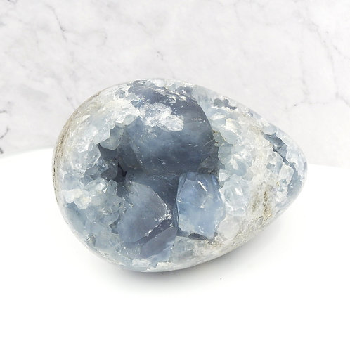 Celestite Egg (Large)