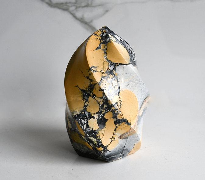 Maligano jasper Flame