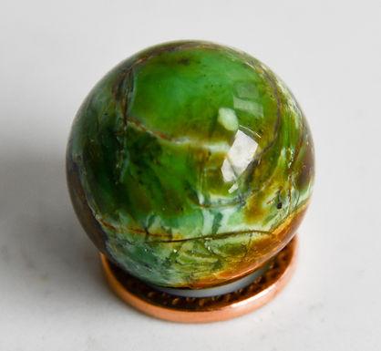Turquoise Sphere