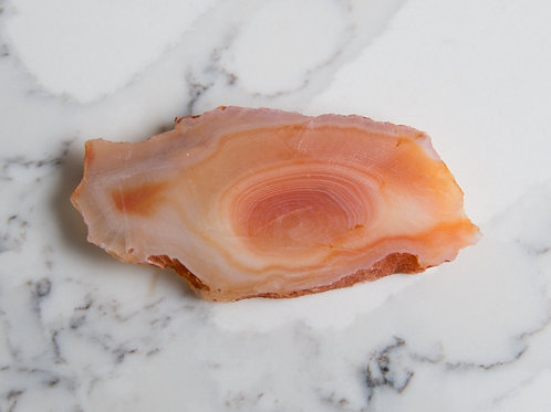 Red Onyx Slice