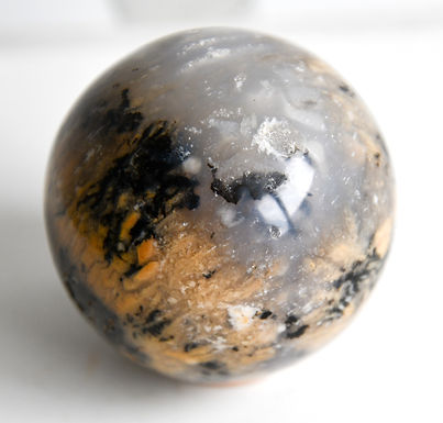 Indonesian Dendritic Agate Sphere