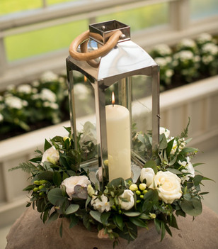 Roxburgh Hotel Kelso Wedding Flowers, Scottish Borders