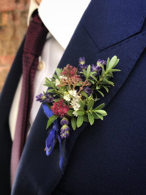 Wedding Guest - Wildflower Buttonhole