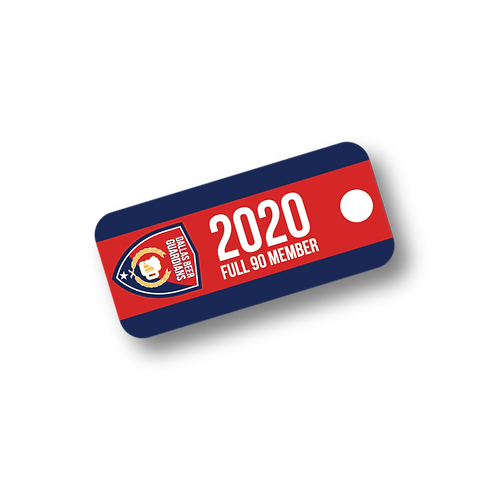 2020 Full 90 Card Membership