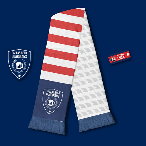 2020 Full 90 Scarf Membership