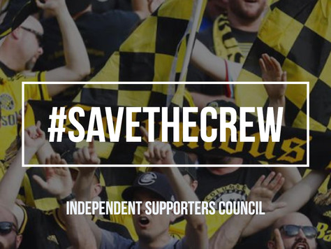 Independent Supporters Council Responds to Situation in Columbus