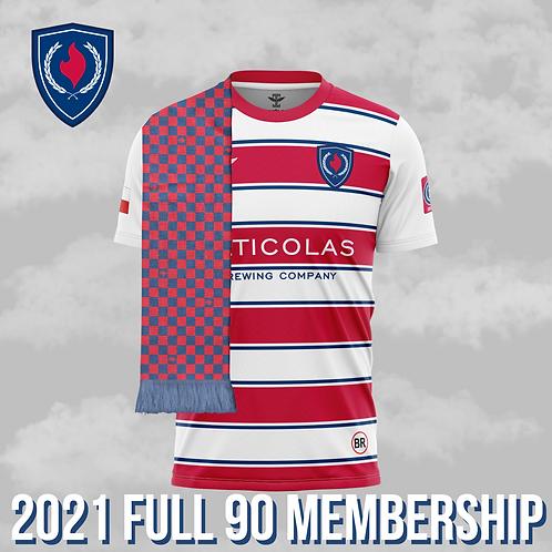 2021 Full 90 Membership