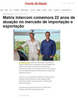 Matrix: 22 anos de atuação