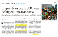 Destaque no Globo