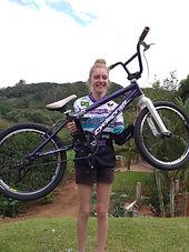 Laurhina 2019 holding bike.jpg