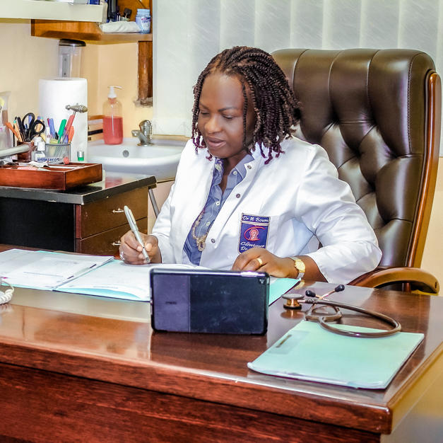 Occupational Health Doctor