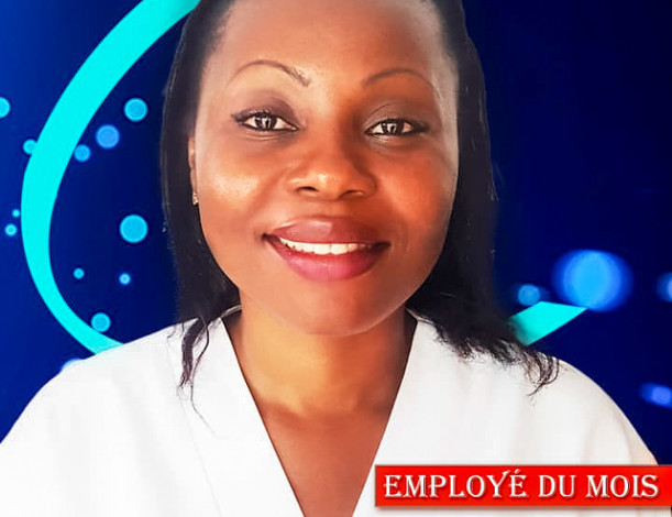 Clinique-Docteur-Boum-Douala-Cameroun-employee du mois