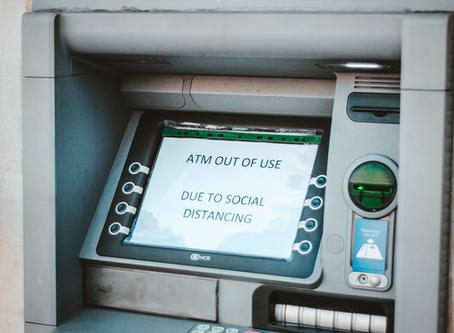 How #bitcoin #ATMs encourage SOCIAL Distancing.