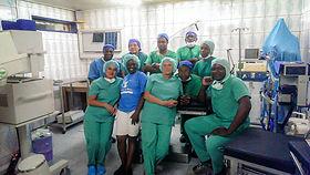Clinique-Docteur-Boum-Douala-Cameroun-bloc operatoire