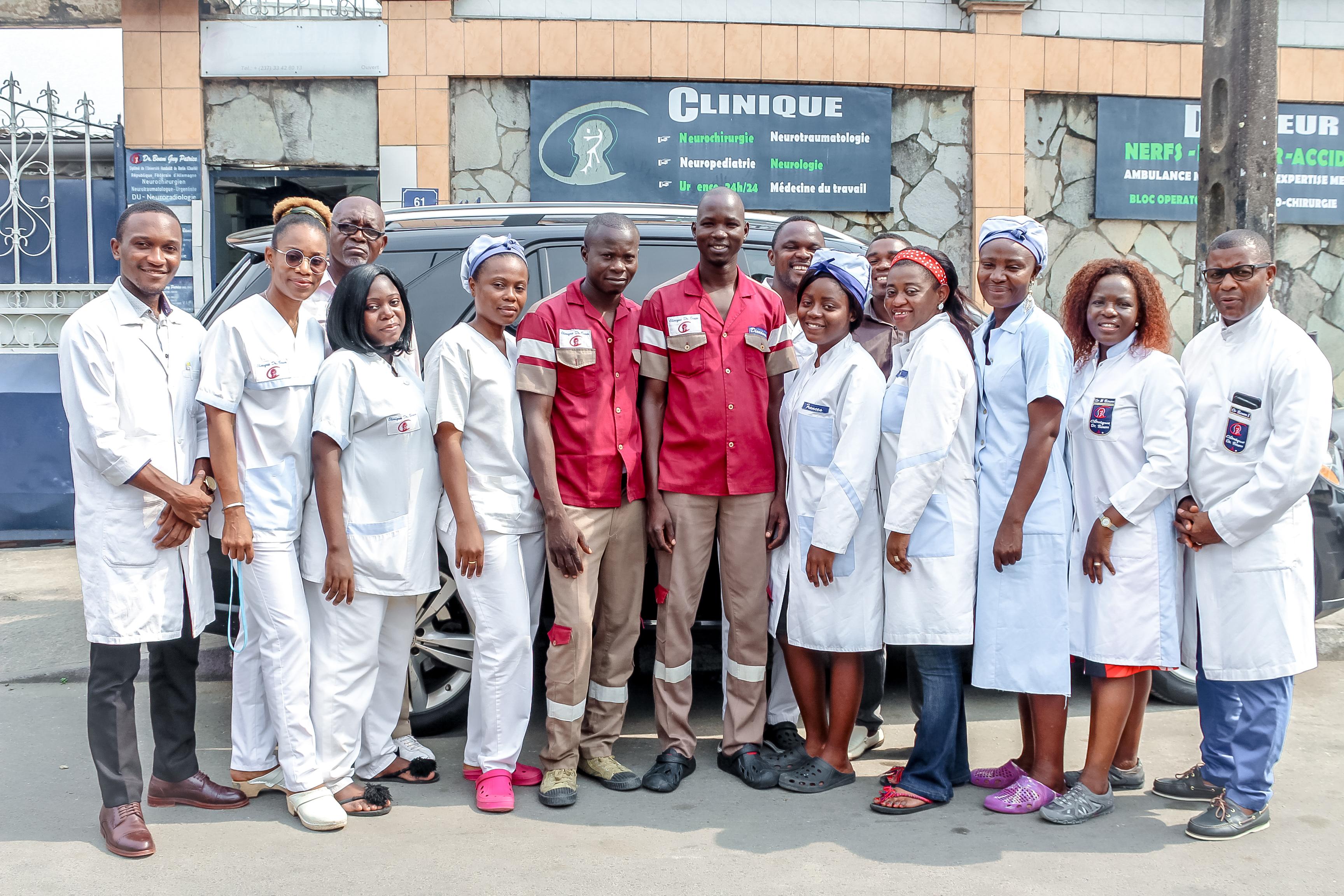 clinique dr boum our team