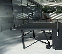 Sponeta Tischtennisplatte Designline Industriedesign Designstudio KRB.BERLIN